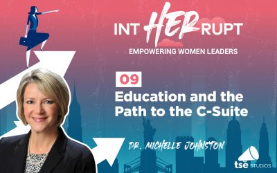 INT 009: Education and the Path to the C-Suite