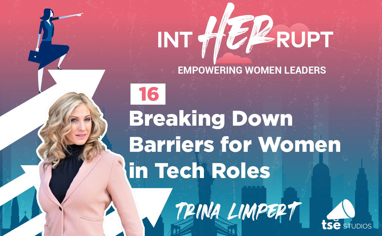Linda Yates, Trina Limpert, tech roles