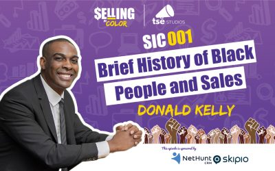 SIC 001. People of Color and Sales