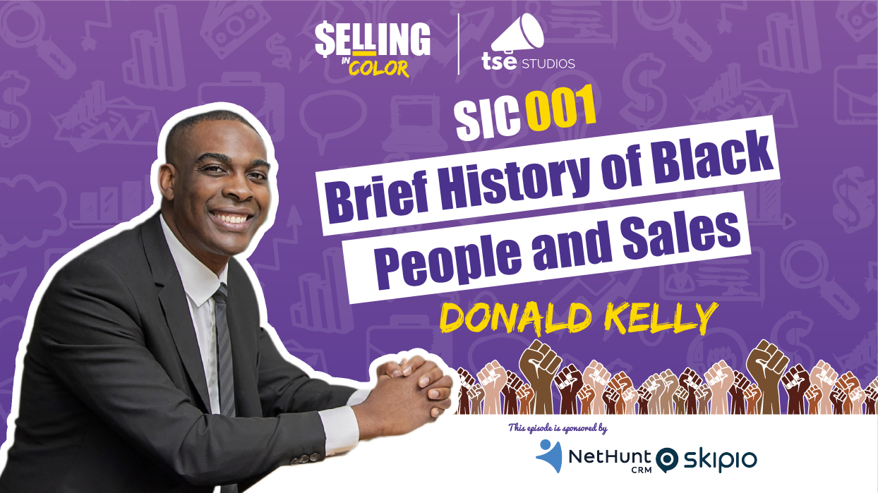 Donald Kelly, Selling in Color, People of Color