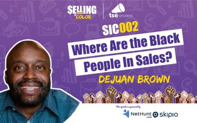 SIC 002. Where Are The Black People In Sales?