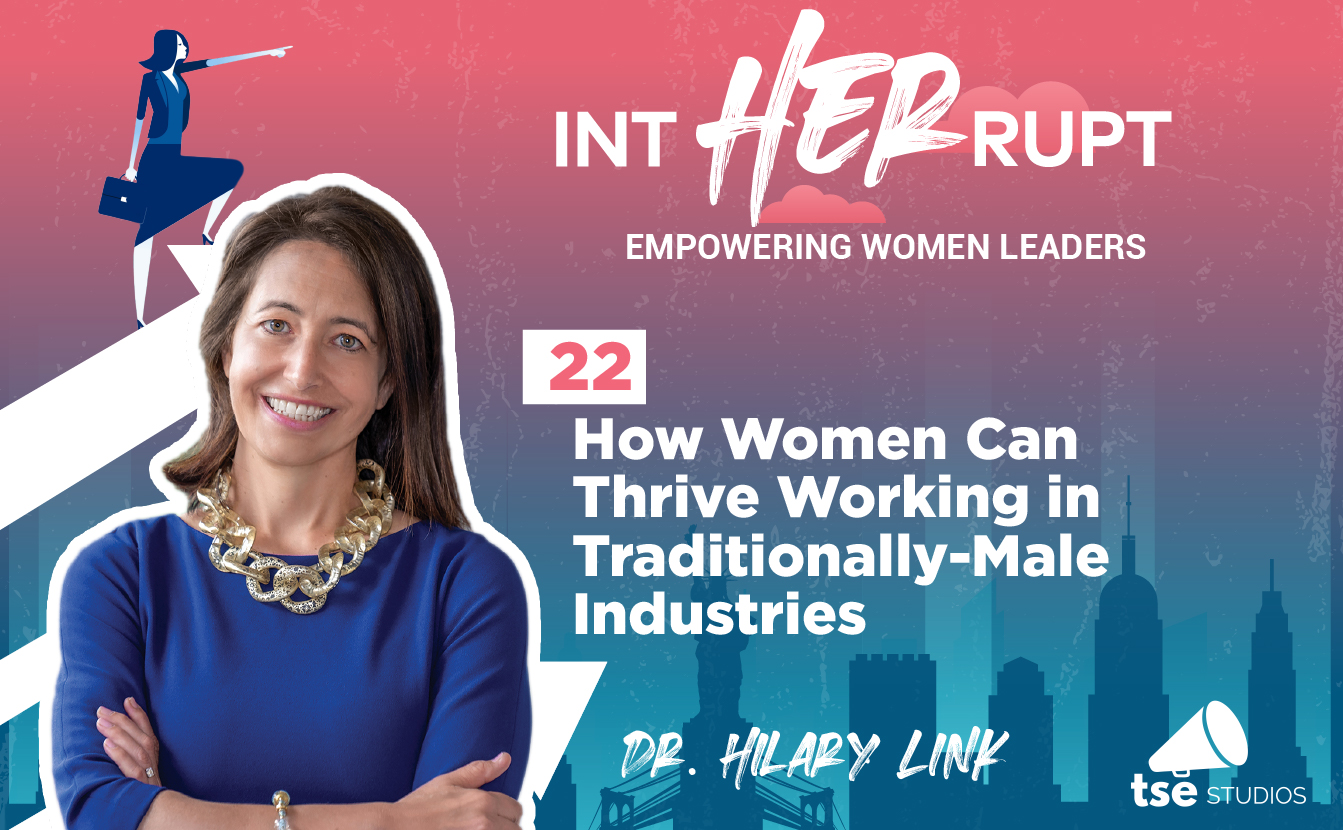 Linda Yates, Male-Dominated Industries, Women in the workplace