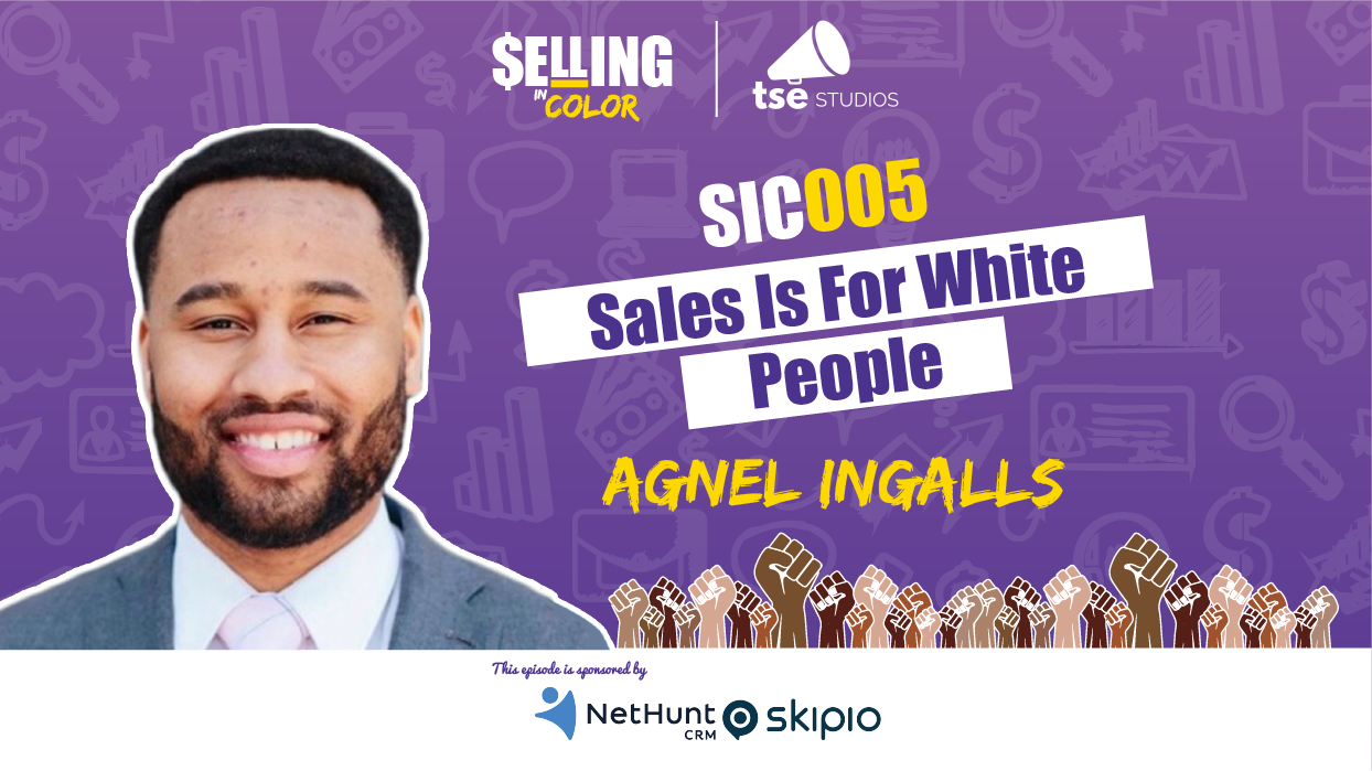 Agnel Ingalls, Donald Kelly, Sales