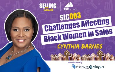 SIC 003: Challenges Affecting Black Women in Sales
