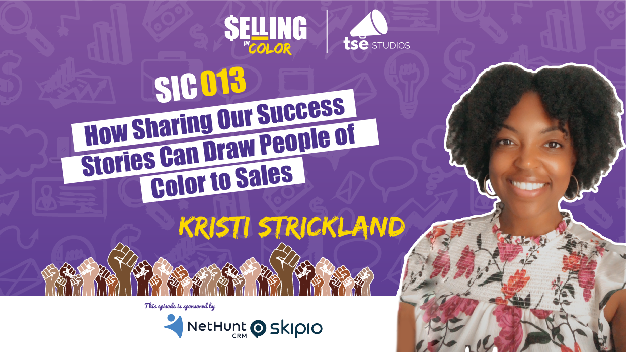 Donald Kelly, Kristi Strickland, draw more people of color into sales
