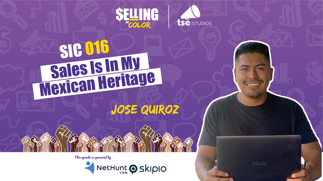 Donald Kelly, Jose Quiroz, sales abilities to create opportunities