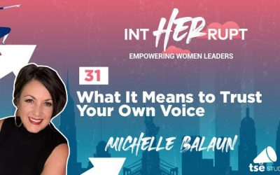 INT 031: What It Means to Trust Your Own Voice