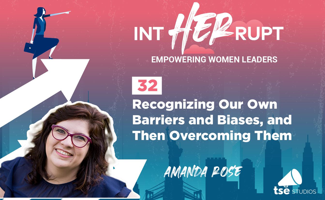 Linda Yates, Amanda Rose, recognize barriers and biases
