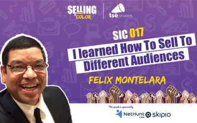 SIC 017: I learned How To Sell To Different Audiences