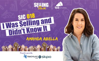 SIC 018: I Was Selling and Didn't Know It