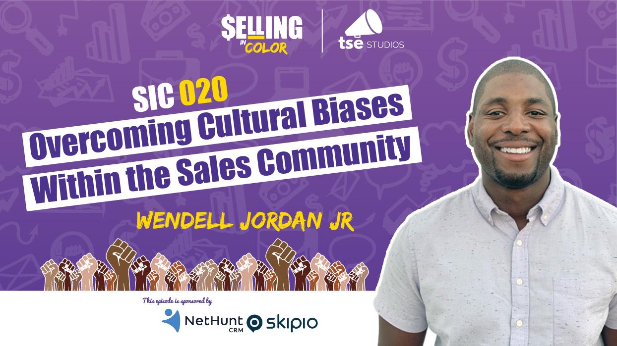 Wendell Jordan Jr, Donald Kelly, overcome instances of cultural bias