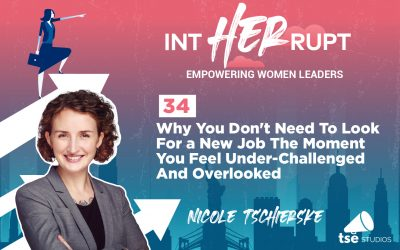 INT 034: Why you don't need to look for a new job the moment you feel under-challenged and overlooked