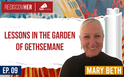 ReD 009: Lessons in the Garden of Gethsemane