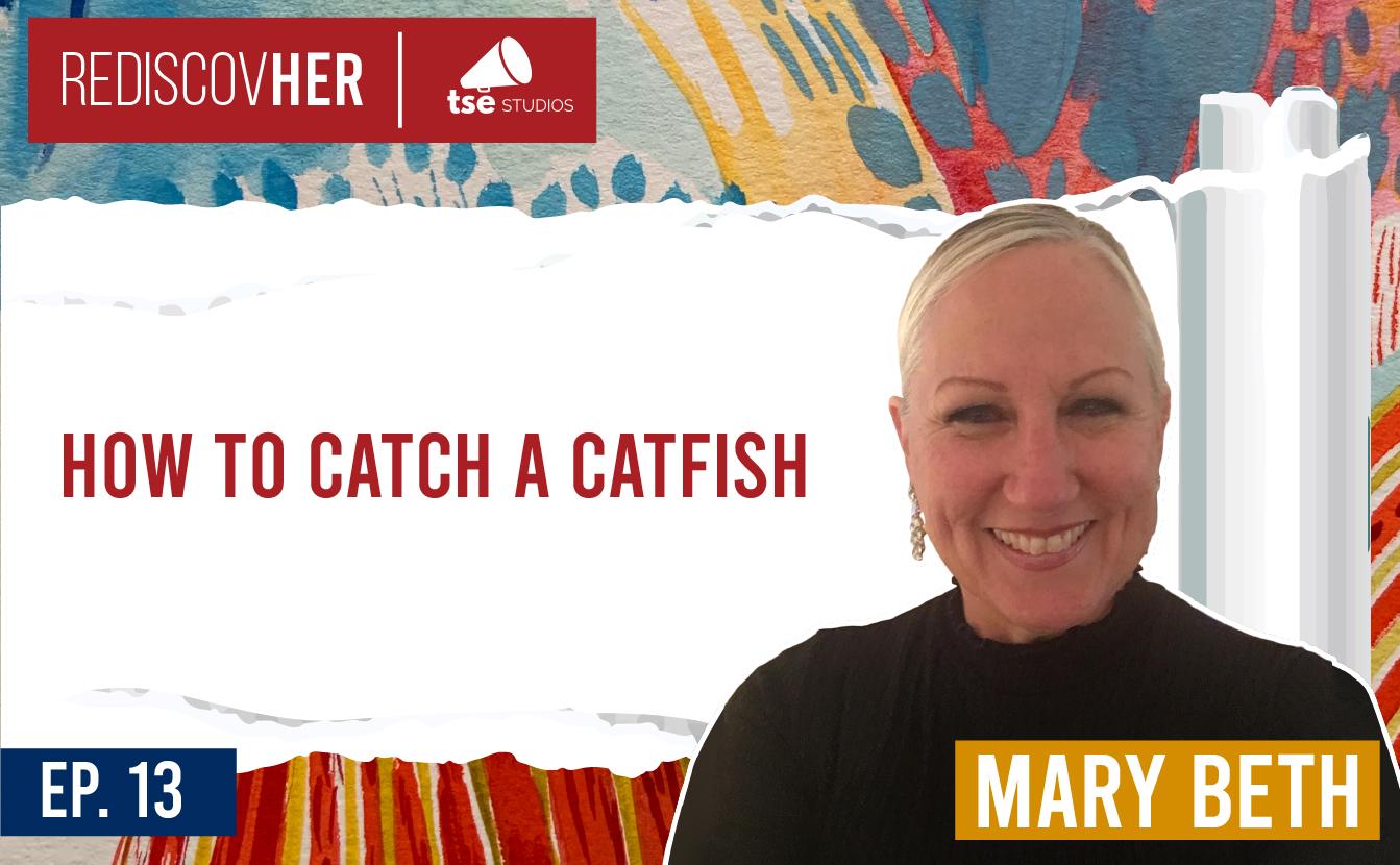 Mary Beth Rosebrough, Catfishing